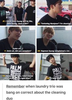 #BTS friendship goals