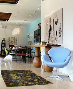 Morlen Sinoway- great furniture pieces