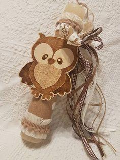 ΛΑΜΠΑΔΑ ΚΟΥΚΟΥΒΑΓΙΑ Teddy Bear, Easter, Candles, Decor, Decoration, Easter Activities, Teddy Bears, Candy, Candle Sticks