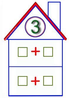 Could easily be adapted. Math For Kids, Fun Math, Math Games, Math Activities, Kindergarten Coloring Pages, Kindergarten Math, Teaching Math, Numbers Preschool, Math Numbers