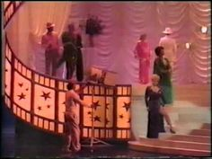 A musical tribute to the Golden Girls of MGM from the 1986 Academy Awards. Howard Keel sings and introduces - Ann Miller, Debbie Reynolds, Cyd Charisse, Kath. 2014 Chevy Impala, Kathryn Grayson, Howard Keel, Jane Powell, Trailer Peliculas, Leslie Caron, Cyd Charisse, Trailers, Singing Hallelujah