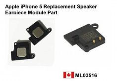 Brand New Genuine Part  Save your phone and money by using these parts    Package Includes:    1 x iphone 5 Earpiece Ear Speaker Replacement    1 x iPhone opening Too    Price = $8.95