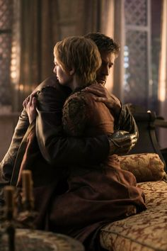 Jaime and Cersei Lannister - The Red Woman Season 6 Episode 1