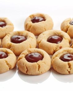 Chocolate Thumbprints Recipe- An All Time Favorite!