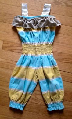 Check out this listing on Kidizen: Persnickety Too Cute For Words Romper via @kidizen #shopkidizen