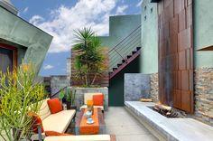 Contemporary Patio by The Architecture Studio,inc HOUZZ.COM