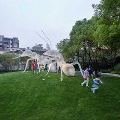 The HillsideEco-Park by Z+T STUDIO « Landscape Architecture Works   Landezine