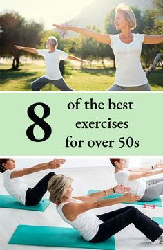 Exercise over 50 - what's the most effective?