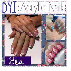 DYI: ACRYLiC | http://doityourselfcollections.blogspot.com