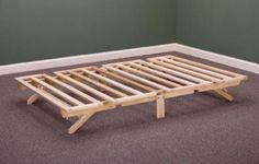 Fold Away Platform Bed