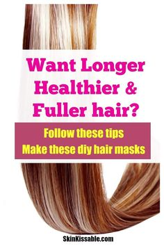 How to Make Natural Hair Grow Fast | 10 Tips to Longer Hair (5 Masks)