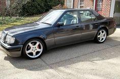 1992 Mercedes 500E