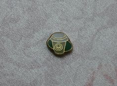 Coffee Cup Green with Gold Trim Metal Floating Charm for Glass Lockets FC173C by foxriverlocketshoppe. Explore more products on http://foxriverlocketshoppe.etsy.com