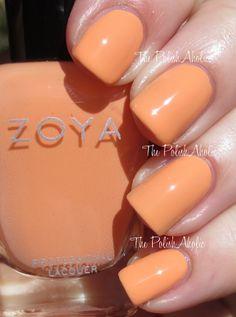 The PolishAholic: Zoya Spring 2014 Awaken Collection- Cole