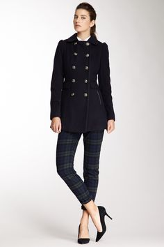 I like this outfit! But, knowing dorky me, I would probably wear clunky doc martens as shoes