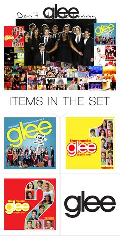 """""""don't stop believing"""" by naya-rivera-anonn ❤ liked on Polyvore featuring art"""
