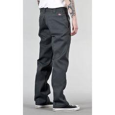 dickies pants | Home  Men  Jeans & Pants  Dickies 873 Slim Work Pant Charcoal
