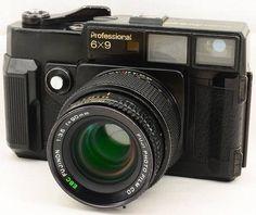 FUJI GW690 Fujifilm FUJICA GW 690 Professional 6X9 Medium Format with EBC 90mm | Cameras & Photo, Film Photography, Film Cameras | eBay!