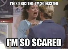 Jessie Spano's caffeine pill freakout. One of the greatest moments in '90s TV history.