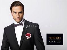 Altınyıldız Classics Smokin / Daha fazla model için (www.gelindamat.com) #damatlık #smokin #damatlıkfirmaları #düğün #beyazdamatlık #papyon #damatlıkaksesuar #blacksmokin #manwear