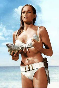 Honey Ryder in Dr. No