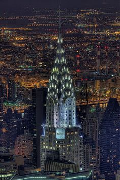 The Chrysler Building, NYC by Jason Pierce Photography