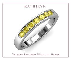 Sapphire Wedding, Womens Wedding Bands, Eternity Bands, Custom Jewelry, Jewelry Stores, Jewelry Collection, Trust, Sunshine, Channel