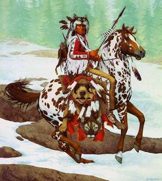 "Image Detail for - Bev Doolittle presents ""Guardian Spirits"""