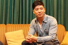 Tim hwang.. He is singer, korean, what a handsome guy !