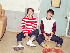 I.M and Kihyun | MONSTA X