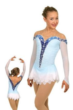 Baton Twirling Outfit, Ice Skating Dress, Dance8131