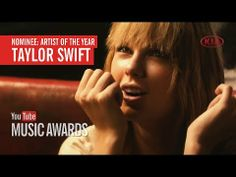 Vote for Taylor Swift to win Artist of the Year at the YouTube Music! http://www.youtube.com/watch?v=g5YMQ41rERU