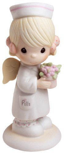"""Precious Moments """"Angel Of Mercy"""" - http://www.preciousmomentsfigurines.org/angels/precious-moments-angel-of-mercy-4/"""