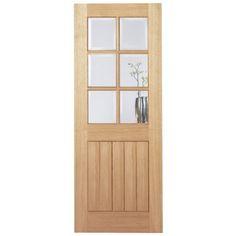kitchen utility door
