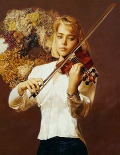 Catherine La Rose: ✿ Chen YIFEI 陈逸飞 (1946-2005) ✿