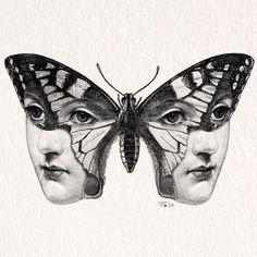 Tattoo Drawings, Art Drawings, Hipster Drawings, Tattoo Sketches, Arte Obscura, Arte Sketchbook, Cute Tattoos, Tatoos, Black Tattoos