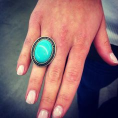 Old Navy statement ring