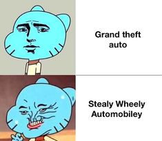 memes — iFunny Grand theft auto Stealy Wheely Automobiley – popular memes on the site Grand theft auto Stealy Wheely Automobiley – popular memes on the site Memes Humor, Dank Memes Funny, 9gag Funny, Stupid Funny Memes, Funny Relatable Memes, Funniest Memes, Dank Anime Memes, Fun Funny, Funny Facts