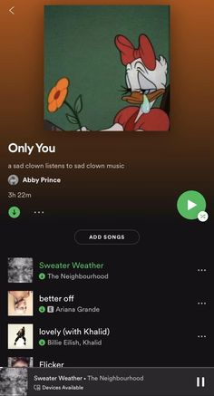 playlist: Only You Music Video Song, Spotify Playlist, Music Songs, Road Trip Playlist, Music Videos, Indie Pop Music, Music Mood, Mood Songs, Mejores Playlist Spotify
