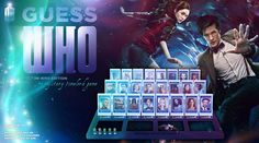 Noce fama sensibilità  20+ Doctor Who Guess Who set ideas | doctor who, doctor, guess