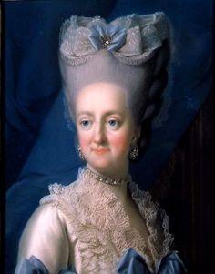 ca. 1780 Juliane Marie of Denmark by ?