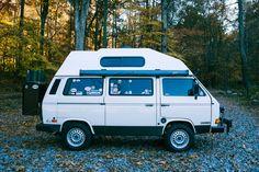 1991 Volkswagen Vanagon — Proven Overland