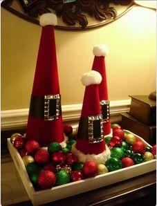 Jewelled Santa Hat