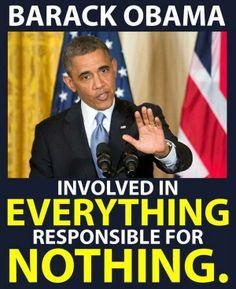 Barack Obama,worst president in our history.