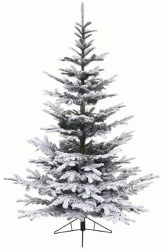 the foxtail pine is an artificial christmas tree from fraser hill farm this model features a natural shaped silhouette with extremely lifelike fol - Wholesale Artificial Christmas Trees