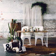 yarn backdrop + textures