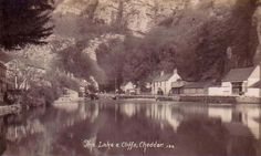 Somerset, Cheddar, The Lake and Cliffs