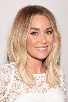 Lauren Conrad Will Convince You To Wear Your Hair Down for Prom