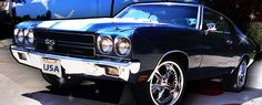 Top American Muscle Cars List | Top 10 American Cars of the 60-70s