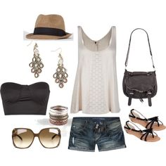 """Tilly's outfit"" by country-sis on Polyvore  Soooo cheap!!!"